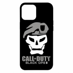 Чехол для iPhone 12 Pro Max Call of Duty Black Ops 2