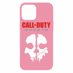 Чохол для iPhone 12 Pro Max Call of Duty Ghosts