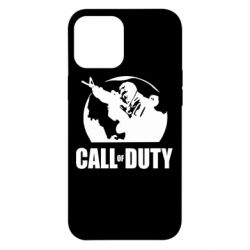 Чохол для iPhone 12 Pro Max Call of Duty логотип
