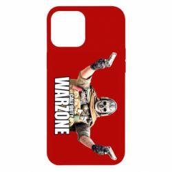 Чехол для iPhone 12 Pro Max Call Of Duty Warzone