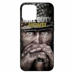 Чехол для iPhone 12 Pro Max Call of Duty WWII