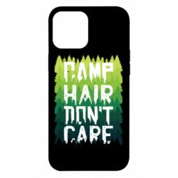 Чехол для iPhone 12 Pro Max Camp hair don't care