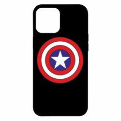 Чохол для iPhone 12 Pro Max Captain America