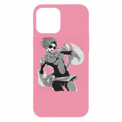 Чохол для iPhone 12 Pro Max Captain Marvel with glasses
