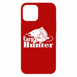 Чохол для iPhone 12 Pro Max Carp Hunter