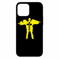 Чехол для iPhone 12 Pro Max Castiel Angel
