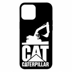 Чохол для iPhone 12 Pro Max Caterpillar cat