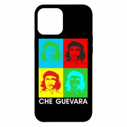 Чохол для iPhone 12 Pro Max Che Guevara 4 COLORS