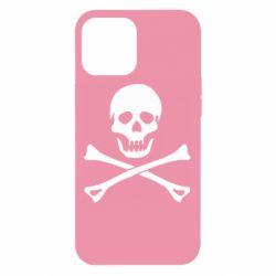 Чохол для iPhone 12 Pro Max Череп та кістки