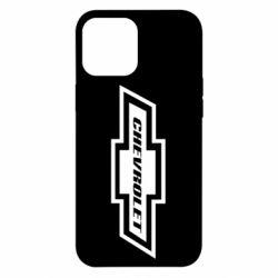 Чохол для iPhone 12 Pro Max Chevrolet Log