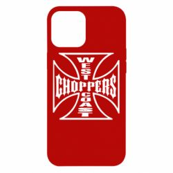 Чехол для iPhone 12 Pro Max Choppers