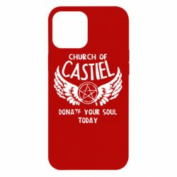 Чохол для iPhone 12 Pro Max Church of Castel