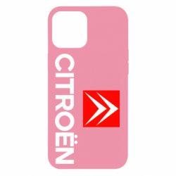 Чехол для iPhone 12 Pro Max CITROEN 2