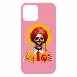 Чохол для iPhone 12 Pro Max Clown McDonald's skeleton