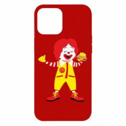 Чохол для iPhone 12 Pro Max Clown McDonald's
