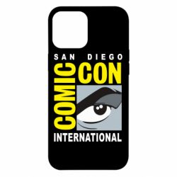 Чохол для iPhone 12 Pro Max Comic-Con International: San Diego logo