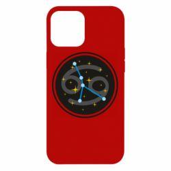 Чохол для iPhone 12 Pro Max Constellation cancer