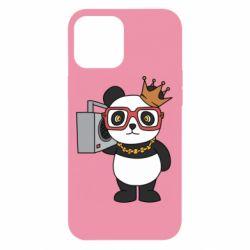 Чохол для iPhone 12 Pro Max Cool panda
