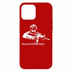Чехол для iPhone 12 Pro Max Counter Strike Player