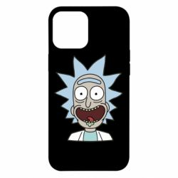 Чехол для iPhone 12 Pro Max Crazy Rick
