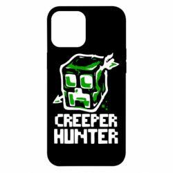 Чехол для iPhone 12 Pro Max Creeper Hunter