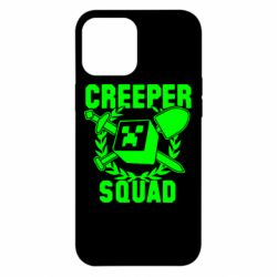 Чохол для iPhone 12 Pro Max Creeper Squad
