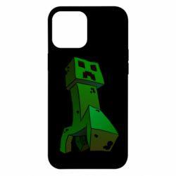 Чехол для iPhone 12 Pro Max Creeper