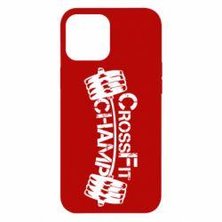 Чехол для iPhone 12 Pro Max CrossFit Champ