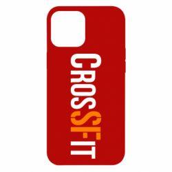 Чохол для iPhone 12 Pro Max CrossFit SF