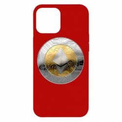 Чехол для iPhone 12 Pro Max Cryptomoneta
