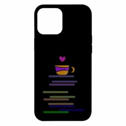 Чохол для iPhone 12 Pro Max Cup of tea and books