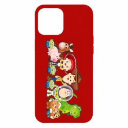 Чохол для iPhone 12 Pro Max Cute characters toy story