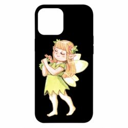Чехол для iPhone 12 Pro Max Cute Fairy in watercolor style