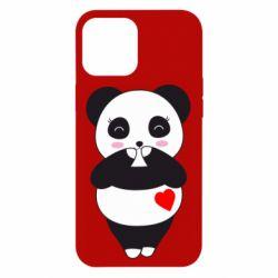 Чохол для iPhone 12 Pro Max Cute panda