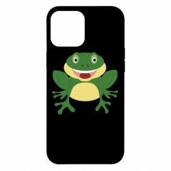 Чехол для iPhone 12 Pro Max Cute toad