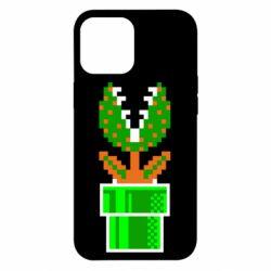 Чохол для iPhone 12 Pro Max Квітка-людожер Супер Маріо