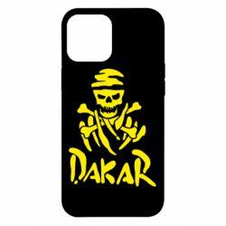 Чехол для iPhone 12 Pro Max DAKAR LOGO