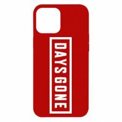 Чехол для iPhone 12 Pro Max Days Gone color logo