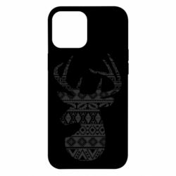 Чохол для iPhone 12 Pro Max Deer from the patterns