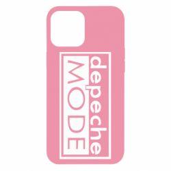 Чохол для iPhone 12 Pro Max Depeche Mode Rock