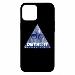Чохол для iPhone 12 Pro Max Detroit: Become Human