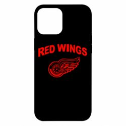 Чохол для iPhone 12 Pro Max Detroit Red Wings