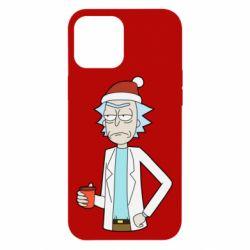 Чохол для iPhone 12 Pro Max Dissatisfied Rick