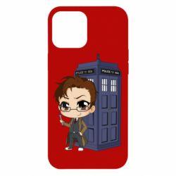 Чохол для iPhone 12 Pro Max Doctor who is 10 season2