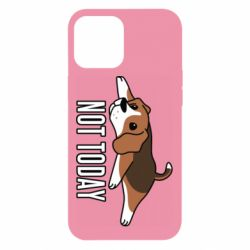 Чехол для iPhone 12 Pro Max Dog not today