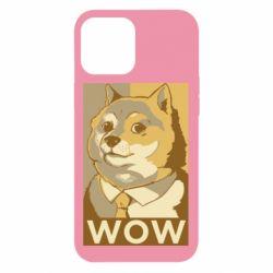 Чохол для iPhone 12 Pro Max Doge wow meme