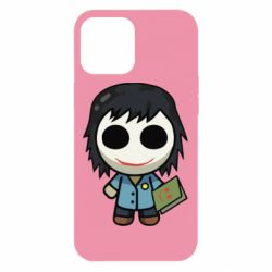 Чохол для iPhone 12 Pro Max Doll with a book