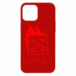 Чохол для iPhone 12 Pro Max Dota 2 Fire