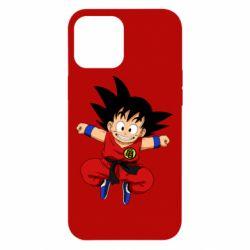 Чохол для iPhone 12 Pro Max Dragon ball Son Goku