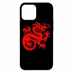 Чехол для iPhone 12 Pro Max Дракон